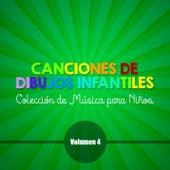 Canciones de Dibujos Infantiles (Colección de Música para Niños) (Volumen 4) by Grupo Golosina