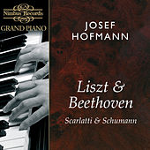 Liszt, Beethoven, Scarlatti & Schumann: Works for Piano by Josef Hofmann