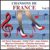 Chansons De France Vol.5 von Various Artists
