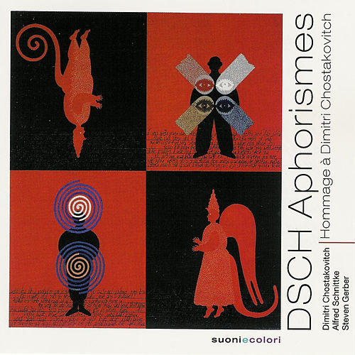 DSCH Aphorismes - Hommage à Dimitri Chostakovitch by Various Artists