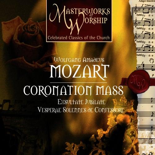 Masterworks of Worship series Volume 1 - Mozart: Coronation Mass by Gächinger Kantorei Stuttgart