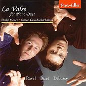 Ravel / Bizet / Debussy: La Valse - for Piano Duet by Philip Moore
