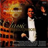 Tchaikovsky - Manfred Symphony & Rachmaninov - Vocalise by Budapest Philharmonic Orchestra