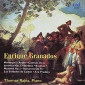 Granados: Moresque Y Arabe - Cuentos De La Juventud Op.1... by piano Thomas Rajna
