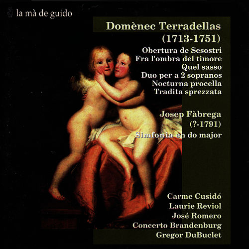 Terradellas: Obertura de Sesostri / Fàbrega: Simfonia en do major by Concerto Brandenburg