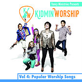 Kidmin Worship Vol. 4: Popular Worship Songs by Yancy