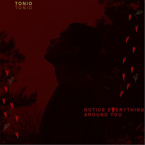 Notice Everything Around You by Tonio