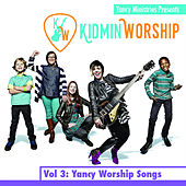 Kidmin Worship Vol. 3: Yancy Worship Songs by Yancy