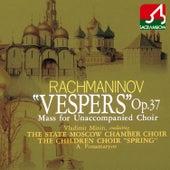 Rachmaninov: Vespers Op. 37 by The Children Choir ''spring''
