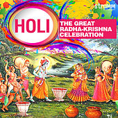 Holi - The Great Radha Krishna Celebration by Rattan Mohan Sharma