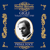 Gigli Vol. 2 (Recorded 1925-1940) by Various Artists