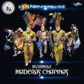 El Son Folklore de Guatemala Vol. 18. Música de Guatemala para los Latinos by Marimba Maderas Chapinas