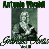 Antonio Vivaldi Grandes Obras Vol. III by Symfonický orchestr hlavního města Prahy FOK