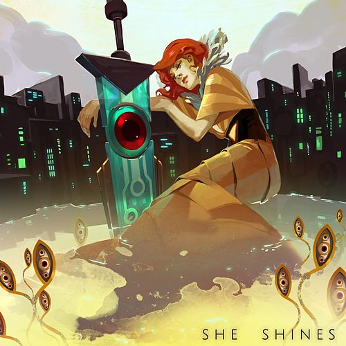 She Shines (feat. Ashley Barrett) by Darren Korb