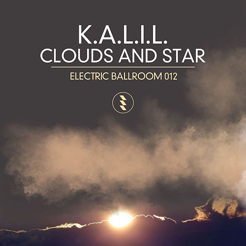 Clouds and Star by Kalil