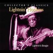 Lightnin's Boogie by Lightnin' Hopkins