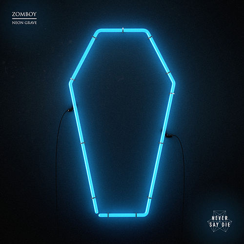 Neon Grave by Zomboy