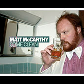 Come Clean - EP by Matt McCarthy