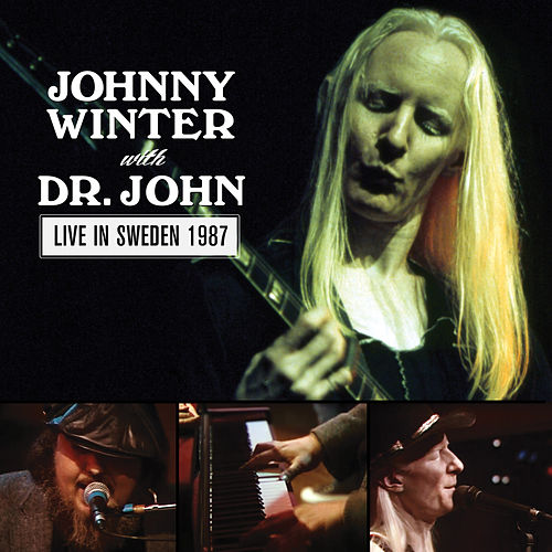 Live In Sweden 1987 by Johnny
