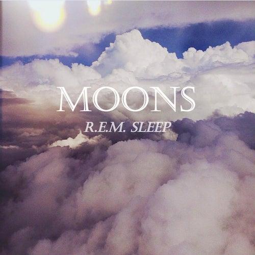 R.E.M. Sleep - EP by The Moons