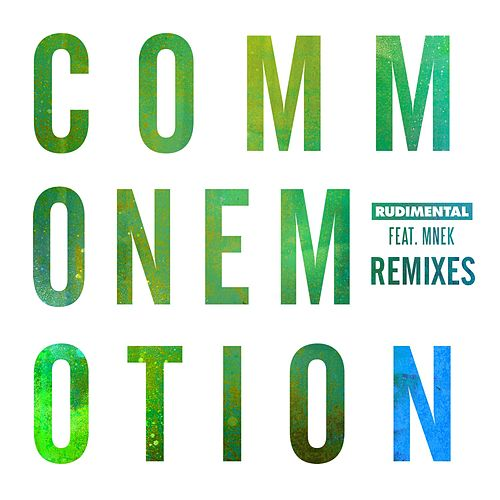 Common Emotion (feat. MNEK) (Remixes) by Rudimental