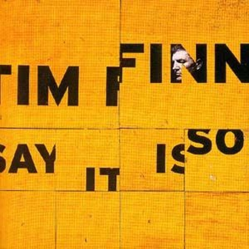 Say It Is So by Tim Finn