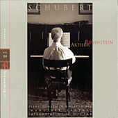 Rubinstein Collection, Vol. 54: All Schubert: Sonata, D.960; Wanderer Fantasy; Impromptus, Op. 90/3&4 by Arthur Rubinstein