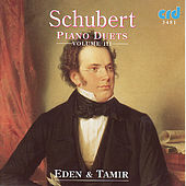 Schubert: Piano Duets Volume III by Bracha Eden
