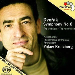 DVORAK: Symphony No. 8 / Holoubek / Polednice by Yakov Kreizberg