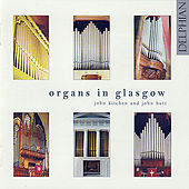 Organs In Glasgow by Various Artists
