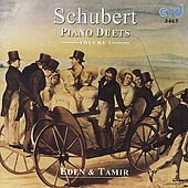 Schubert: Piano Duets Volume 1 by Bracha Eden