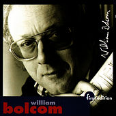 Bolcom: Symphony No. 1, Symphony No. 3, Seattle Slew Orchestral Suite by Louisville Orchestra