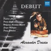 Alexandre Dossin - Piano Recital by Alexandre Dossin