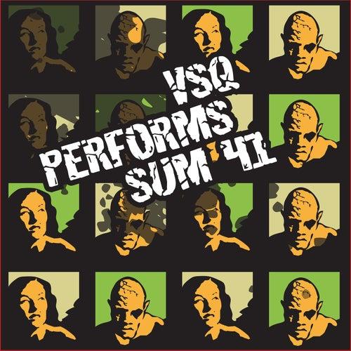 The String Quartet Tribute to Sum 41 by Vitamin String Quartet