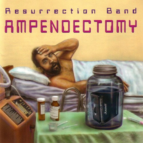 Ampendectomy by Resurrection Band