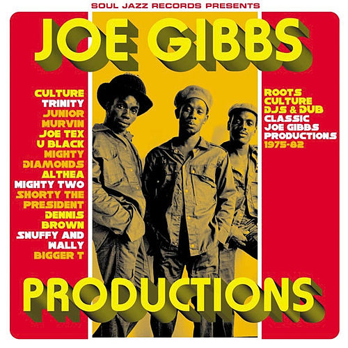 Joe Gibbs Productions by Various Artists