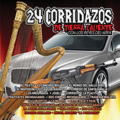 24 Corridazos De Tierra Caliente Con Los Reyes Del Arpa by Various Artists