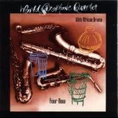Four Now by World Saxophone Quartet