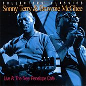 Live At The New Penelope Café by Brownie McGhee