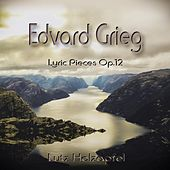 Grieg: Lyric Pieces No. 1-8, Op. 12 by Lutz Holzapfel