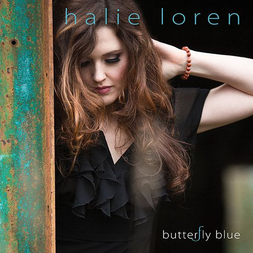 Butterfly Blue by Halie Loren