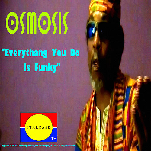 Everythang You Do Is Funky by Osmosis