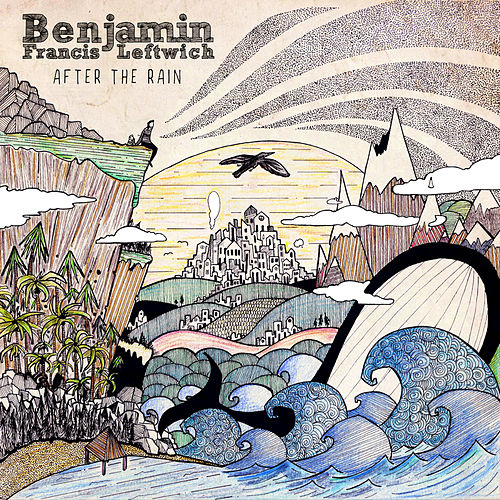 Mayflies by Benjamin Francis Leftwich
