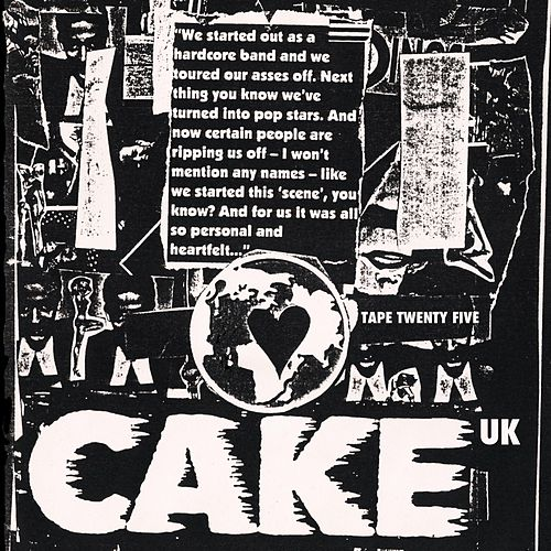 Tape Twenty Five by Cake