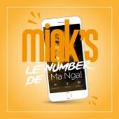 Le Number De Ma Nga by Minks
