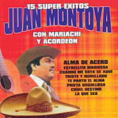 15 Super Exitos Con Mariachi Y Acordeon by Juan Montoya