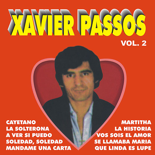 12 Exitos, Vol. 2 by Xavier Passos