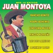 Mis 15 Grandes Exitos by Juan Montoya