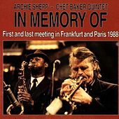 I n Memory Of by Chet Baker