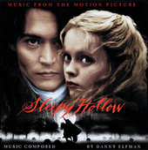 Sleepy Hollow by Danny Elfman